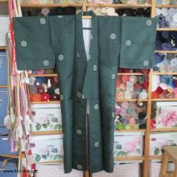 Meisen Komon Kimono, feines...