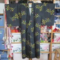 Meisen Komon Kimono,...