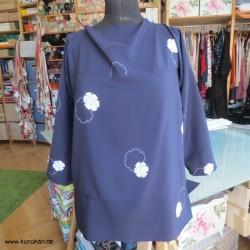 Zero Waste Bluse, Kimono...