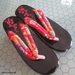Vintage Zori Sandalen aus...