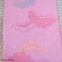 Wollmischgewebe für Kimono...