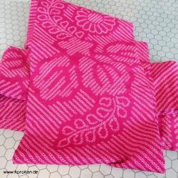 Vintage Nagoya Obi, pinkes...