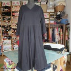 Sommer Sweat Kleid V...