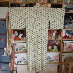 Hitoe ungefütterter Kimono,...