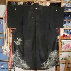 Hitoe Tomesode Kimono aus...