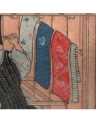 japanische Tenugui Handtücher - Korokan