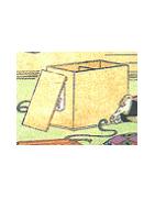 japanische Hüllen und Schachteln - Korokan