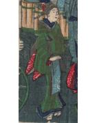 japanische Meisen Kimono - korokan