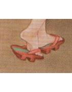 Japanische Fußbekleidung - Korokan