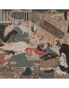 japanische Kimono Accessoires - Korokan