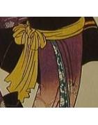 japanische Heko Obi Gürteltücher - Korokan