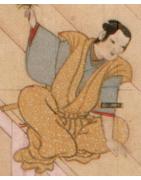 japanische Bekleidungs Sets - Korokan