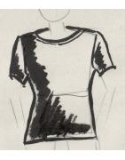 Kurzarm T-Shirt - Korokan