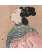 japanische Schultertücher - Korokan