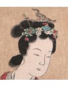japanische Haarspangen - Korokan